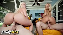 BANGBROS - Big Ass, Blue Eyed Blondes Featuring Angel Vain & Nicole Aniston