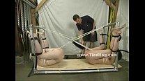 Two blonde and sultry women are flogged Vorschaubild