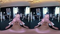 DDFNetwork VR - Fuck Aletta Ocean in Virtual Reality