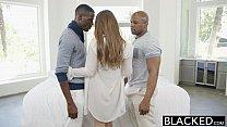 BLACKED Dani Daniels vs Two Huge BBC! Preview
