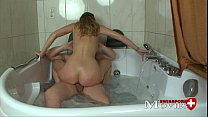 Blonde teen Gina fucked in the whirlpool pornhub video