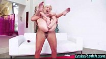 (phoenix&piper) Lesbo Girl Get Dildo Sex Toy Punish By Mean Lez video-30