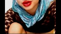 Arab slut plays with dildo on cam - Watch live at EliteArabCams.com