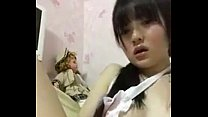 young girl asian with nice pussy