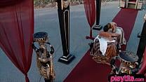 Assasins Creed Origins Bayek fucks Cleopatra Image