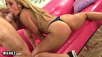 Big Booty Babe Bangs Her Trainer! thumbnail