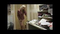 Lydia and Tara Naked Office