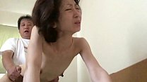 Miyuki, a mature wife who is absorbed in sex as she was born