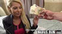 Mofos - Public Pick Ups - French Hussy Makes Bank starring Kimber Delice thumbnail