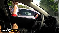 BANGBROS - Hipster Chick Catches Me Flashing Dick In A Parking Lot thumbnail