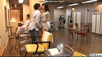 [Subtitled]Cheating wife in hair salon subtitles | Full subtitled video at http://xsubs.net