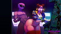 Chun-Li: Arcade Buttjob