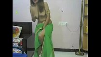 Indian vhabi jumping boobs and cannot stand for masturbation