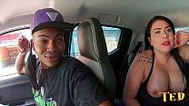 A car encounter with the national porn stars - Soraya Carioca - Manddy May - Teh Angel - Wanessa Boyer