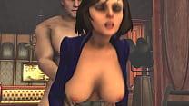 Elizabeth from bioshock cosplay