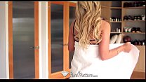Olivia Austin teases her man until he ravages h...