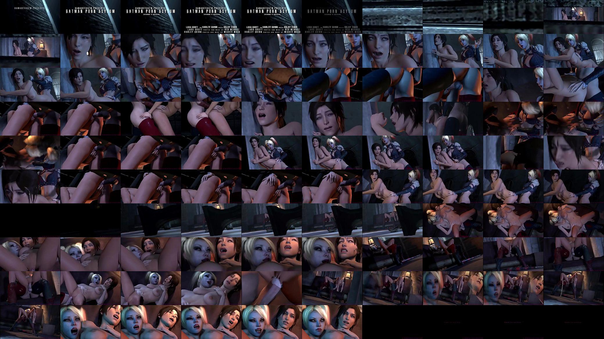 Harley Quinn Having Sex