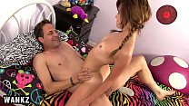 Naughty Teen Loves Fucking Her Step-Dad!