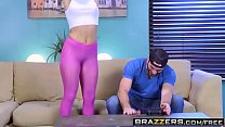 Brazzers - Brazzers Exxtra - Abella Danger Charles Dera and Tommy Gunn -  Sybian Gamer Girl