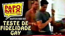Ator Oliver revela os bastidores do Teste de Fidelidade Gay na TV - WhatsApp PapoMix (11) 94779-1519