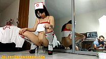 PISS COMPILATION: PEEING ASIAN REALITY PORNSTAR JULIET UNCENSORED PISSING, DANCING AND MASTURBATING thumbnail