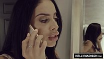 KELLY MADISON - Latin Bimbo Victoria June Filled With Jizz Image