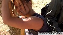 Police busted xxx They gave her a rapid cavity search and her vag