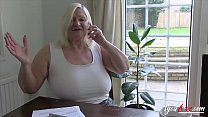AgedLovE Busty Mature Lacey Starr Blowjob