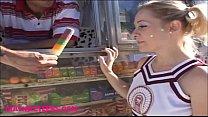 ice cream truck teen schoolgirl