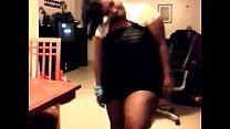 Big booty bbw dancing