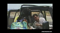 18333 Amanda, Blowjob and Anal Sex in the Jeep preview