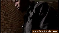 Black Gay Sex Fucking- BlacksOnBoys - video06