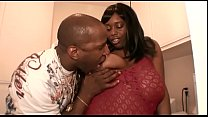 MILF ebony with bog ass and boobs