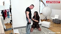 LETSDOEIT - #Nataly Gold #Dyllon Day - Teasing Russian Brunette Wants To Fuck With Her Photograph