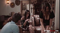 Pimp Mom Helps Her Son Seduce Wealthy Hot MILF Widow