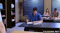 Download video bokep Professor Lena Paul fucked doggystyle by Jessy ... 3gp terbaru