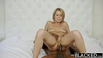 BLACKED Cheating Blonde GF Zoey Monroe Barely Takes BBC in Her Ass Vorschaubild