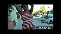 Daring Public Flashing - Jenna B