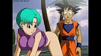 Dragon Ball Z - Goku fucking Bulma/ Goku forem ...