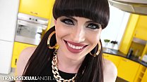 Natalie Mars Face Fucked With Pigtails Before Fun Ass Drilling - TranssexualAngel