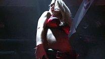 skinny babes dildo show on stage - gianna michaels dp thumbnail