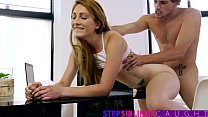 StepSiblingsCaught - Stepsis Tutors Brother In Fucking tumblr xxx video