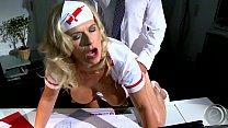 Marina Montana seduces her boss