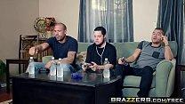 Brazzers - Mommy Got Boobs -  My Friends Fucked My Mom scene starring Ryan Conner, Jordi El Ni&ntild Vorschaubild
