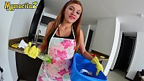 MAMACITAZ - Colombian Maid Sara Alvarez Say YES...