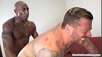 Ebony stud rims and barebacks tight ass