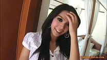 Ladyboy Tao Jerks Off And Inserts Anal Beads