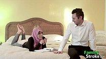 9927 FamilyStroke.net - Arab Daughter Got Bro's Cock preview