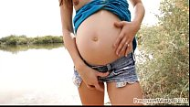 Pregnant Mary Jane Johnson #5