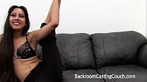 Persian Squirter Anal Fail Creampie Win on Casting Couch thumbnail